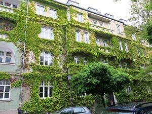 Appartementen Borstei