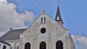 Zaandijker Kerk wordt gereed gemaakt voor herbestemming