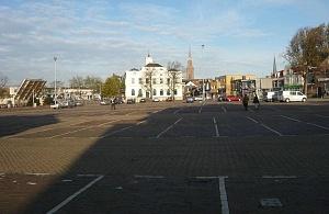 openbare ruimte langs de Zaan
