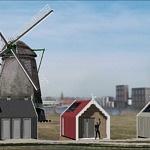 Discussiebijeenkomst over klaine hoisies in de Zaanstreek