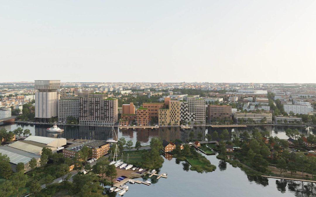 Van fabriekscomplex tot woonwijk: over de transformatie van het Meneba-terrein in Wormerveer (verslag)
