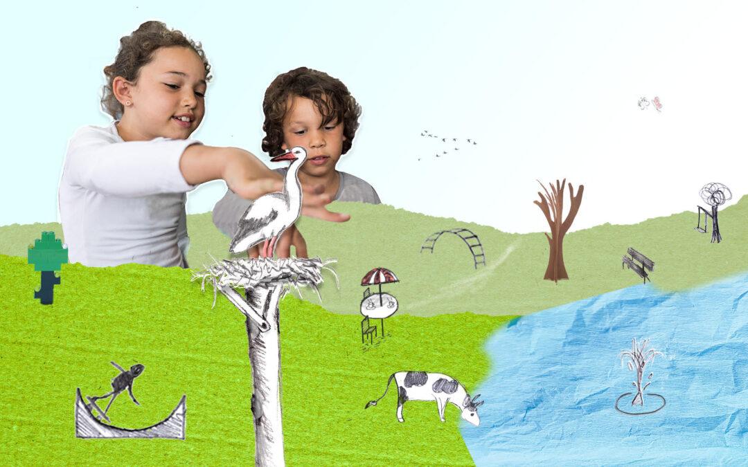 Winnaars ontwerpwedstrijd 'Ontwerp je ideale park'