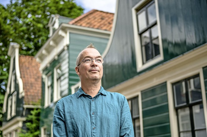 Met de Zaanse architect Paul Kramer langs de Zaanse houtbouw